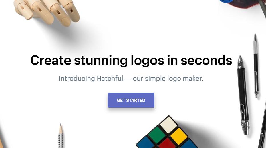 Logo maker for online store