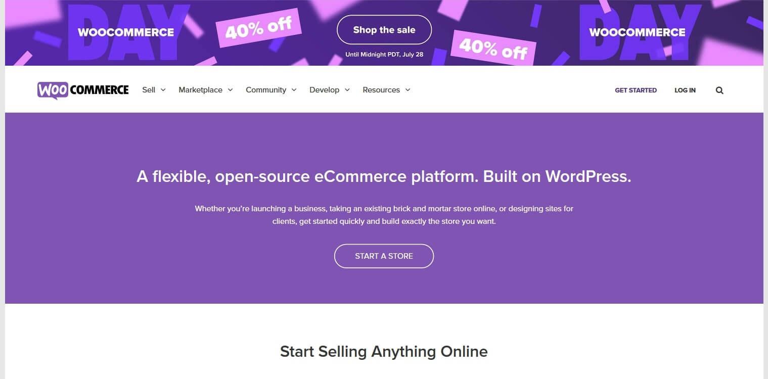 WooCommerce Shopify alternatives option
