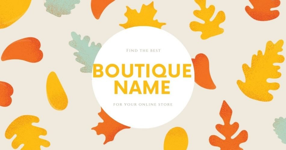 Best boutique name generators for free