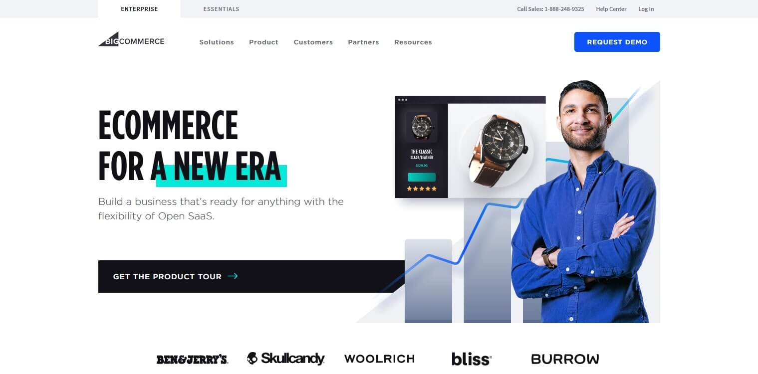 BigCommerce for enterprise