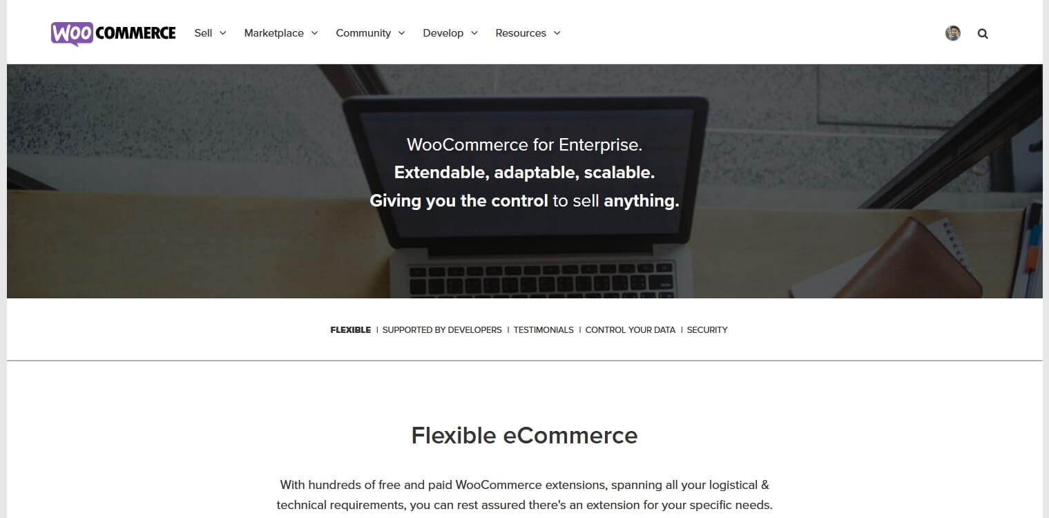 WooCommerce for enterprise