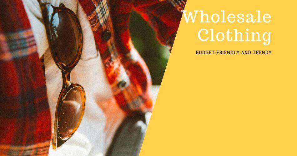 Best wholesale clothing vendors