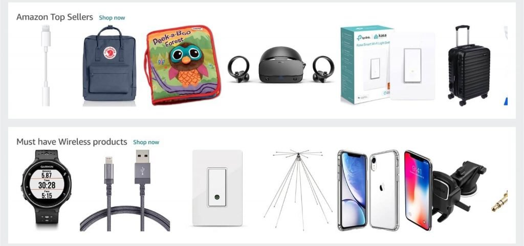 Spreadr amazon products