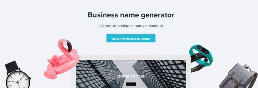 Oberlo Shopify name maker