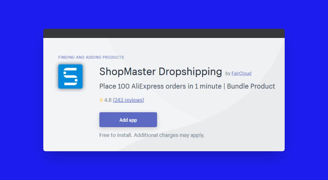 ShopMaster