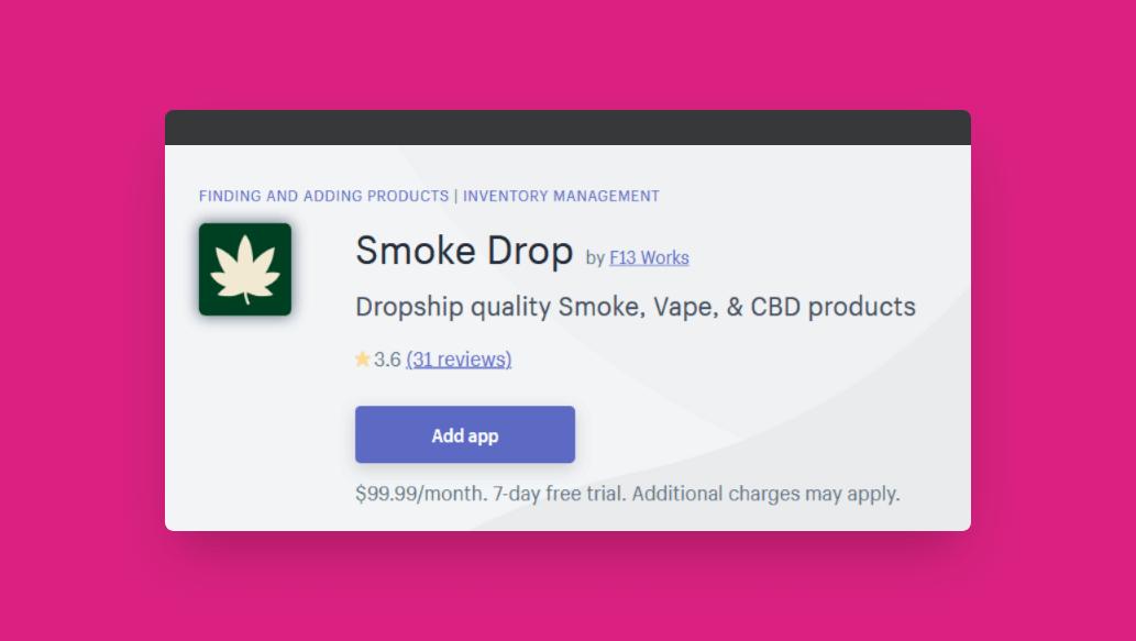 Smokedrop