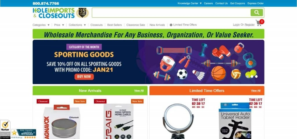 kole imports best alibaba alternative