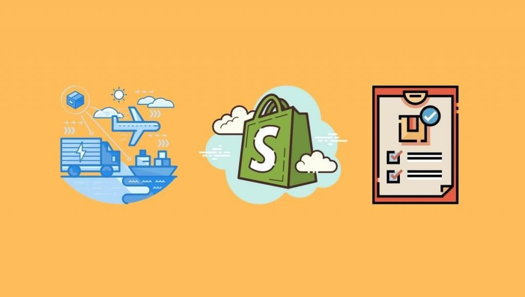 SShopify shipping solutions