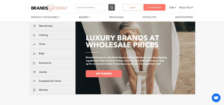 BrandsGateway