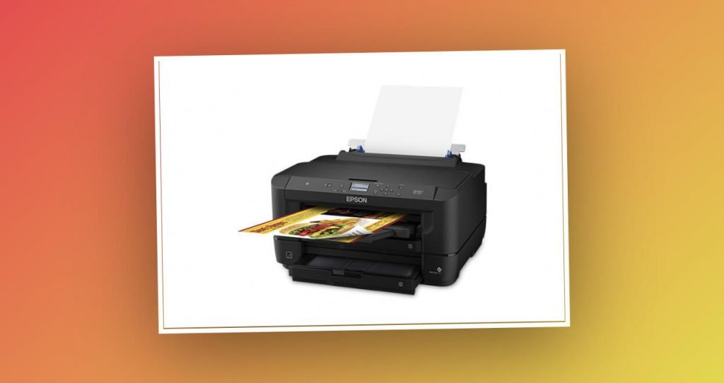 4. Epson Workforce WF 7210