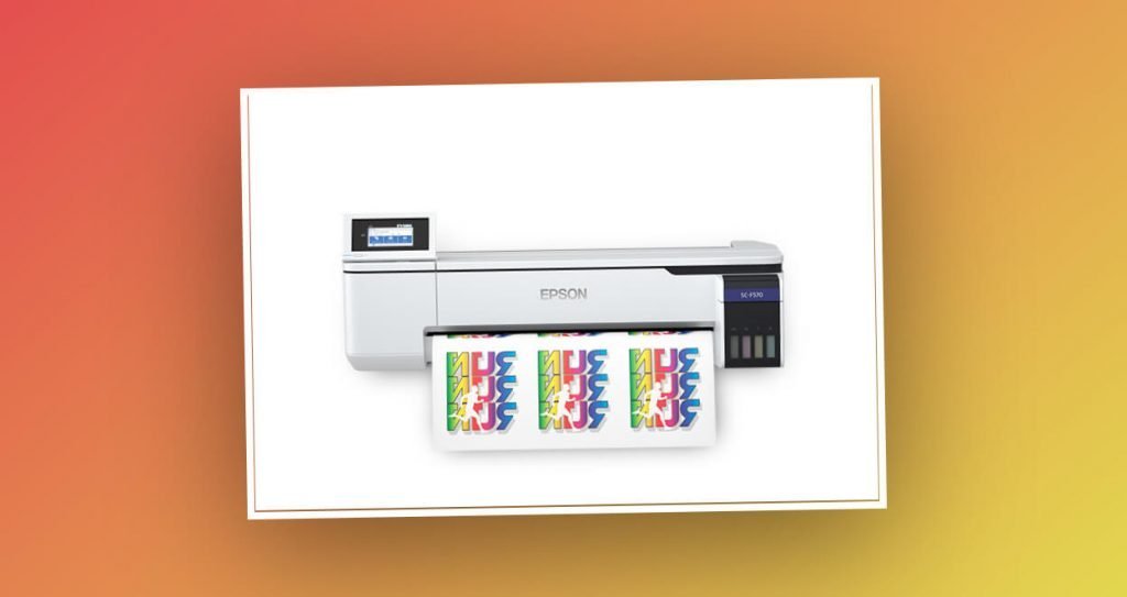 epson surecolor sublimation printer for heat transfer