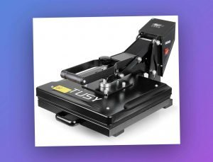 TUSY HEAT PRESS MACHINE FOR T SHIRT BUSINESS