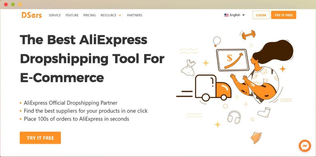 Dsers & AliExpress