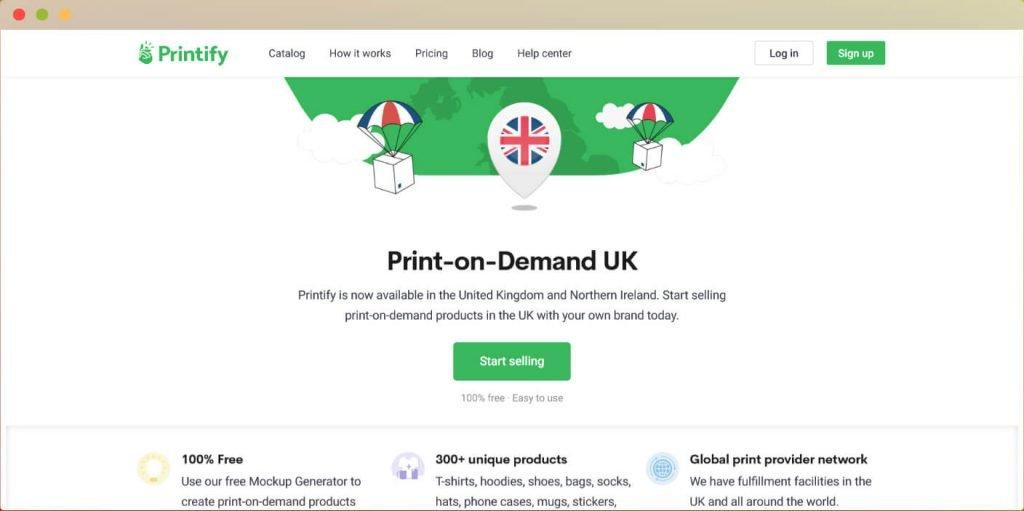 Printify UK
