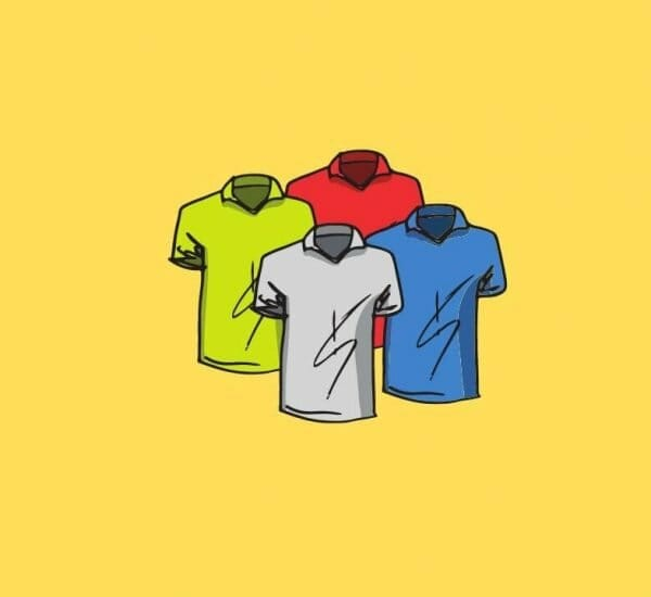 Bulk t shirts for printing